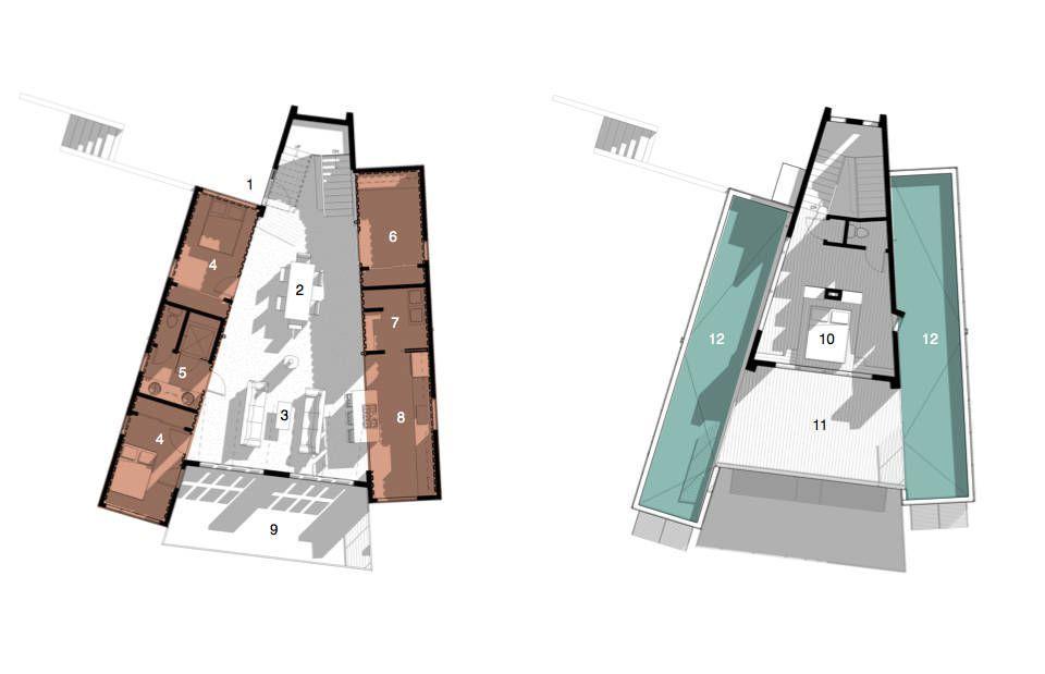 Dise o de casa construida con contenedores reciclados - Diseno de casas con contenedores ...