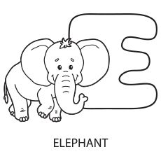 50 Alphabet Coloring Pages Your Toddler Will Love Work Alphabet