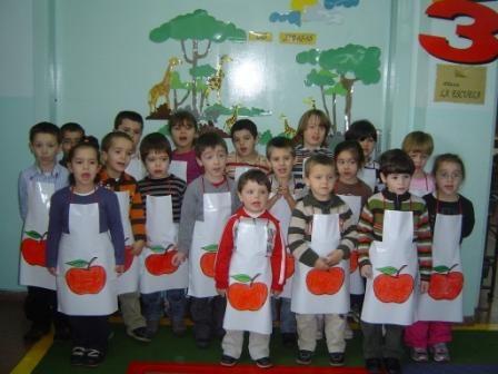 proyecto el cocinero educacion infantil buscar con