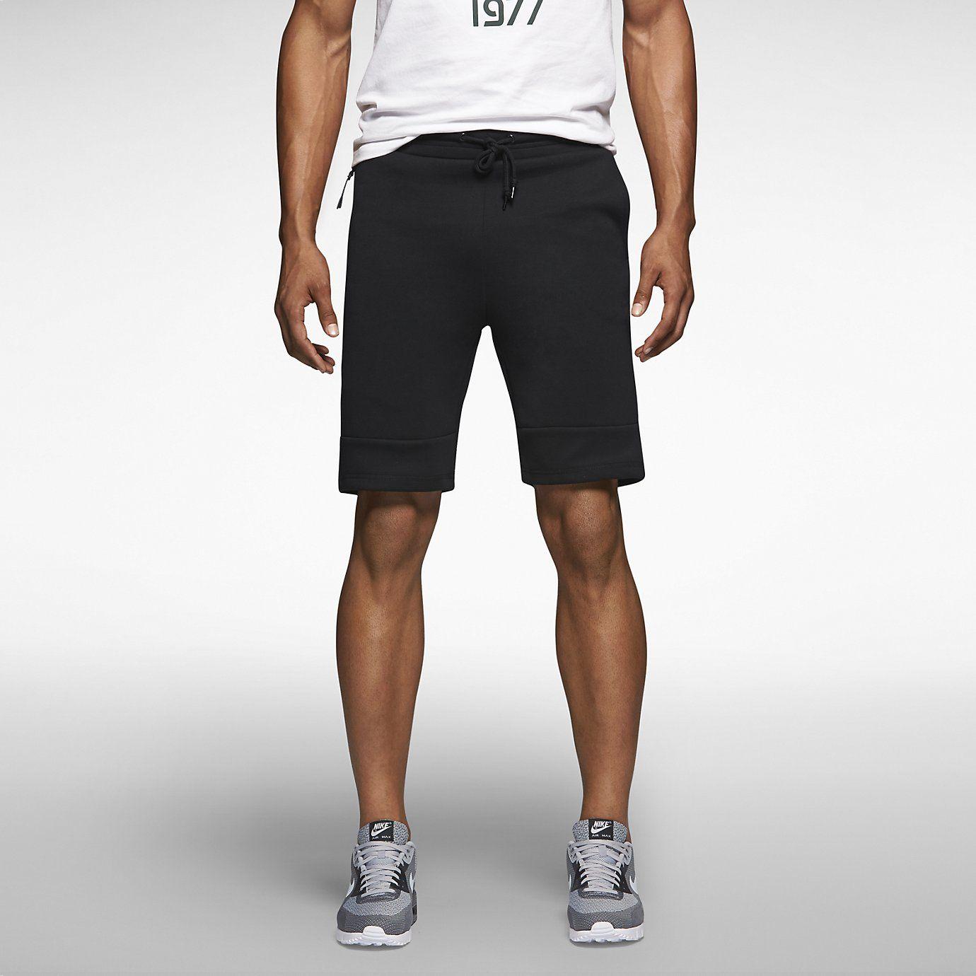 Nike Tech Fleece 1mm Men's Shorts. Nike Store UK Nike