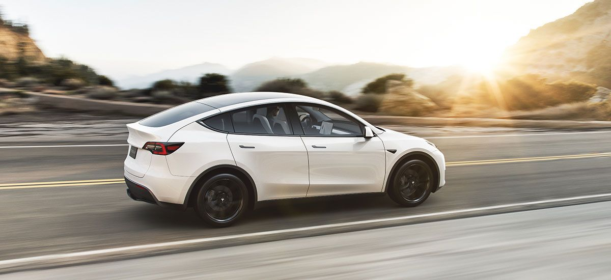 Which is the most efficient electric vehicle made by Tesla? Comparing the Model Y Performance vs. the Model 3 Performance AWD EPA ratings.  #tesla #teslamodely #electriccars #cars #evs #modely #suv #cuv #hatchback