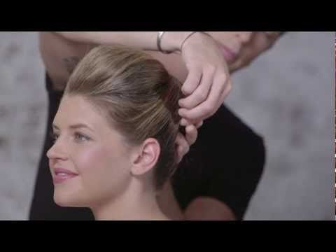 Pompadour Updo Hair Tutorial | Style Studio | TRESemmé