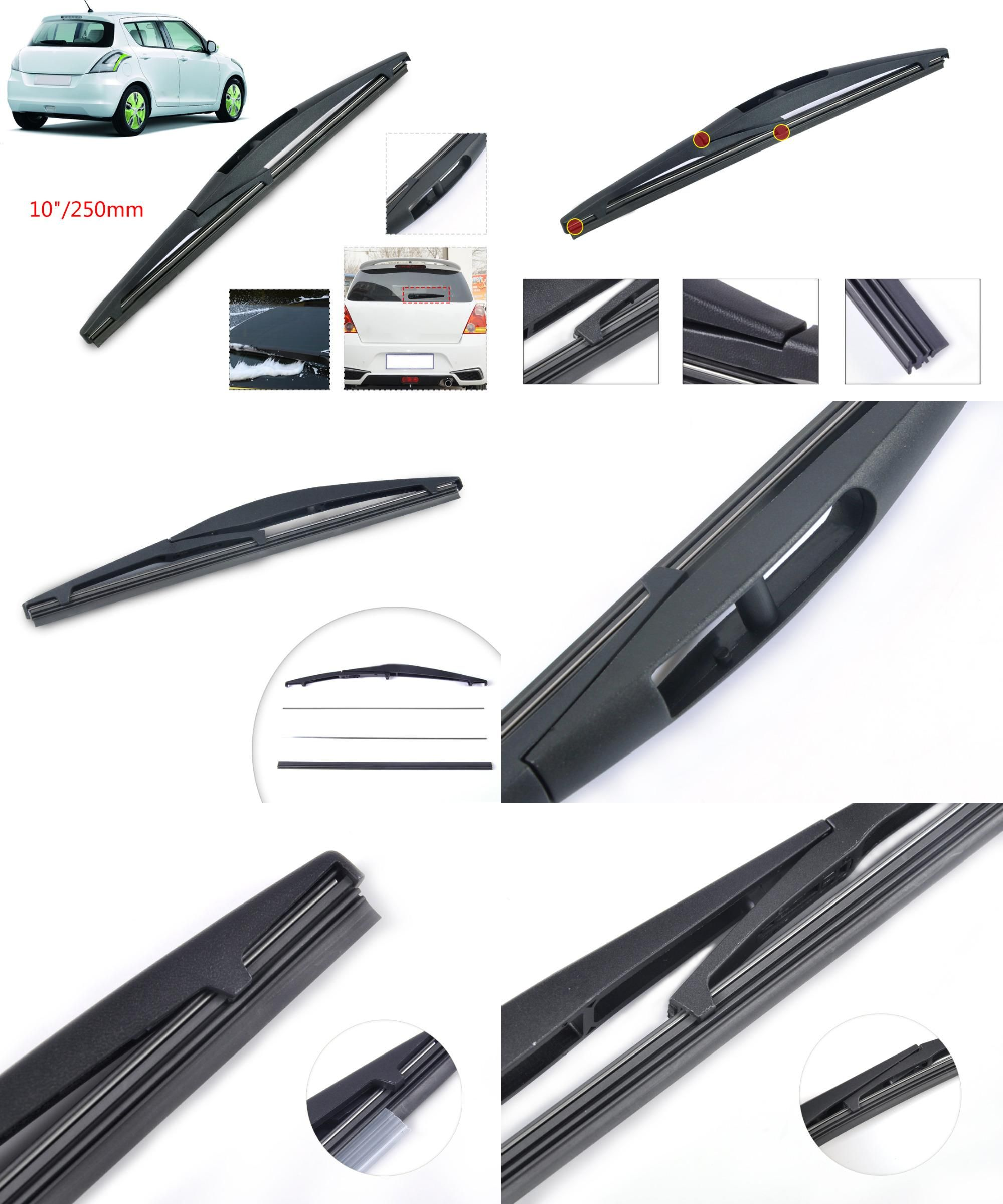 Windshield Wiper For Toyota Corolla 2010