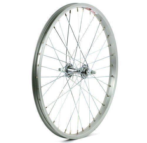 Radsport 700X35 Sta-Tru Silver St735 36H Rim Rear Wheel Reifen, Schläuche & Laufräder