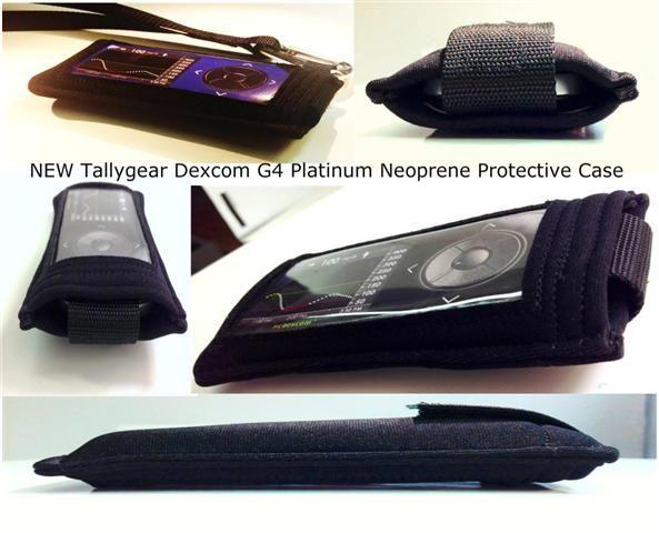 Tallygear Dexcom G4 Neoprene Protective Case Protective Cases Dexcom Diabetes Diet Plan
