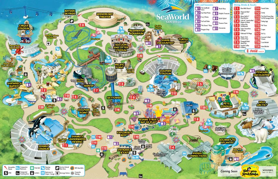 Park Map | SeaWorld San go | San go in 2019 | San ... Seaworld San Go Map on universal map, disney's animal kingdom map, disneyland map, cedar point map, discovery cove map, michigan adventure map, zoo map, busch gardens map, disney blizzard beach map, san antonio riverwalk map, san diego map, islands of adventure map, knotts berry farm map, aquatica map,