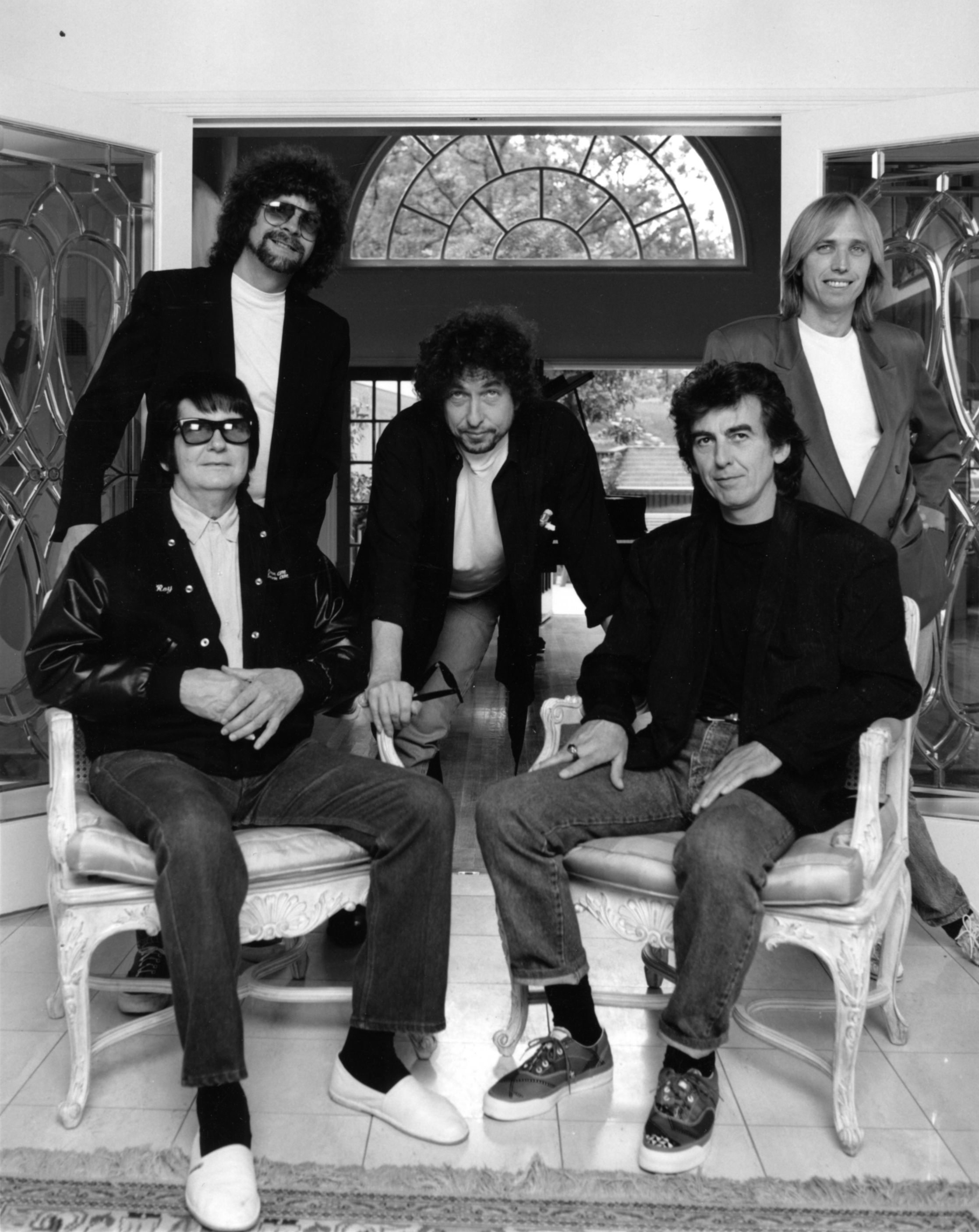 Roy Orbison The Traveling Wilburys Rockers Rollers And