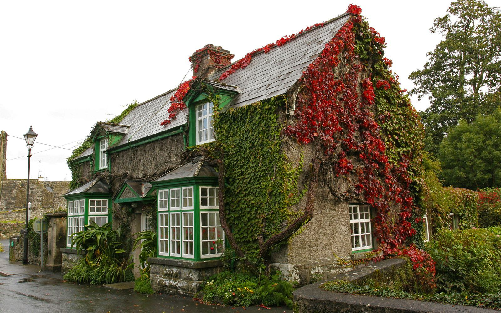 22 Postcard-Perfect European Villages Straight Out of a Fairytale - Cong, Ireland from InStyle.com
