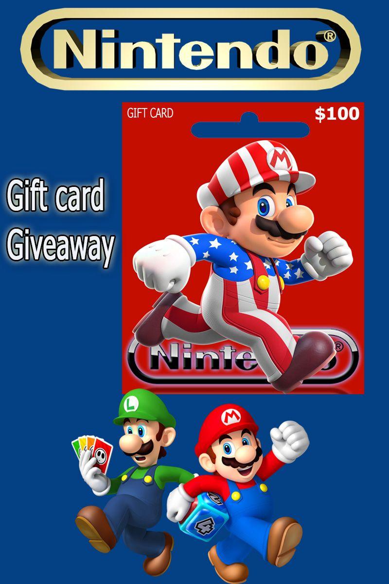 Get free nintendo gift card code in 2020 nintendo