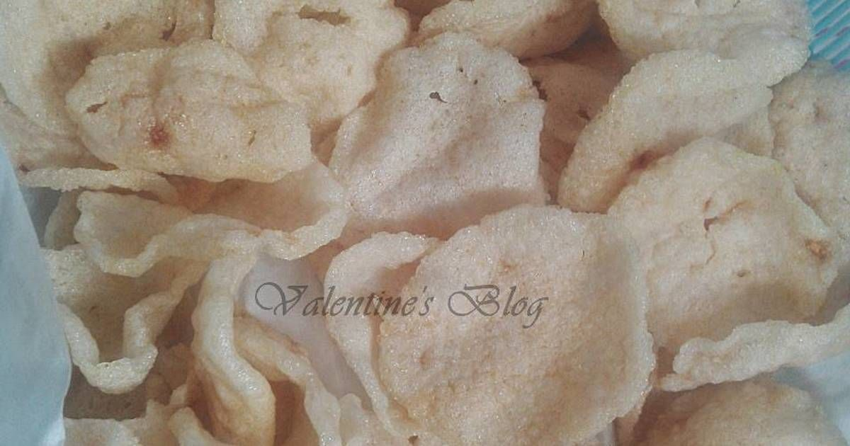 Resep Kerupuk Wortel Homemade Oleh Skolastika Valentine Resep Wortel Makanan Resep