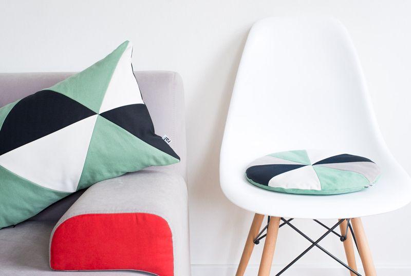 Kussens Voor Stoelen : Kussens voor eamesstoelen woonnieuws kussens