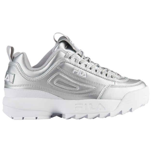 Fila Disruptor II Premium Metallic - Women's | Foot Locker ...
