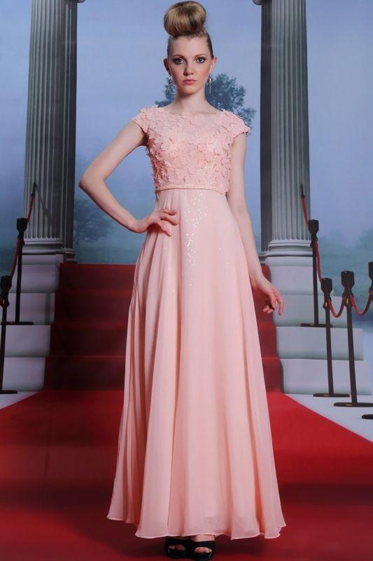 女性の美しさを強調! ピンク系ロングドレス♪ - ロングドレス ...