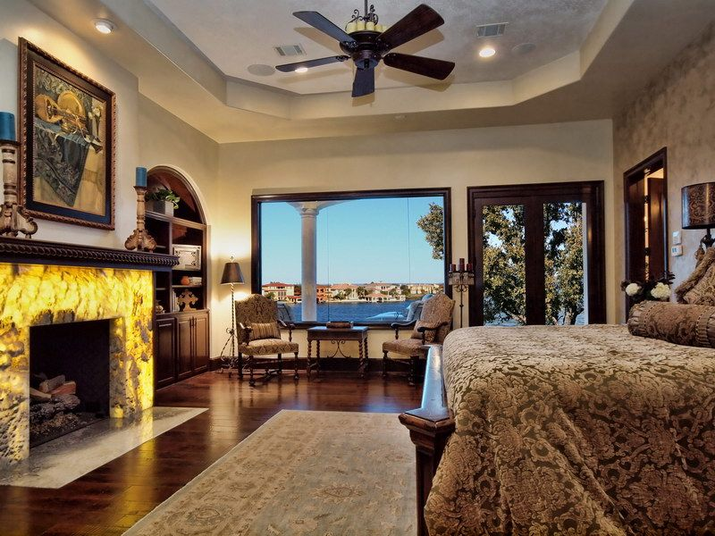 Attractive Mediterranean Home Decor Ideas Part - 4: Mediterranean Home Decor Ideas With Furnace