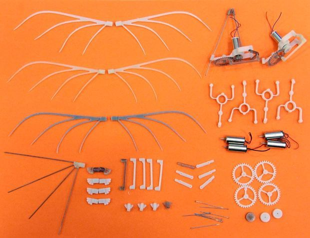 Mini ornithopter prototypes ornithopter pinterest explore card games do it yourself and more solutioingenieria Images