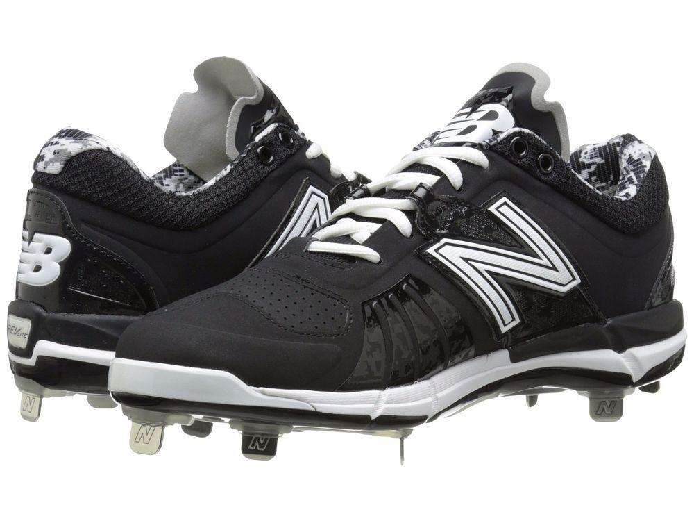 14babd7a New Balance Men's 3000 V2 Leather Low Metal Baseball Shoes Cleat 15 ...