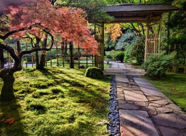 Allée De Jardin Originale   Comment Aménager Son Jardin Avec Une Allée  Originale Inspirations De Conception