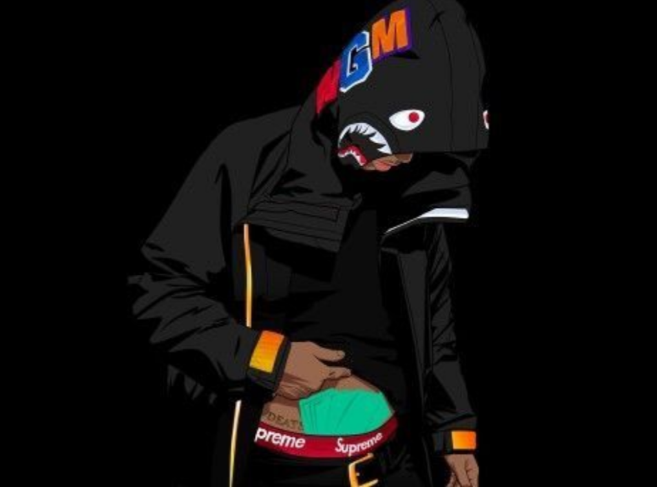 Dope Wallpapers Iphone Bape Wallpaper Trap Art Supreme Cartoon Character Amazing