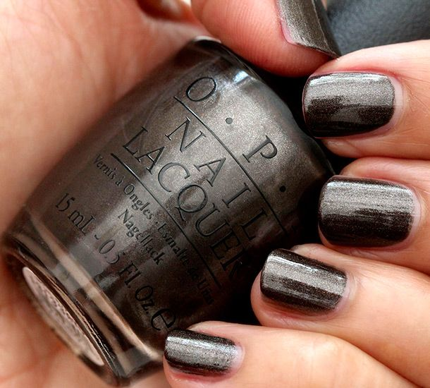 OPI Warm Me Up from the OPI Mariah Carey Holiday 2013 collection ...