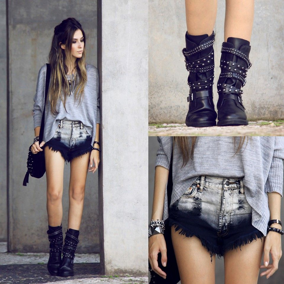 Flávia Desgranges - Cravo&Canela Boots, Dafiti Bag - Mad Season | LOOKBOOK
