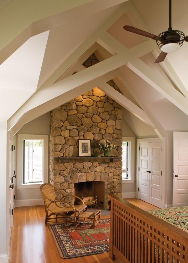 24+ Gambrel roof house interior ideas in 2021