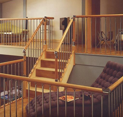 Fusion Stairparts Stairs Steel Stairs Staircase