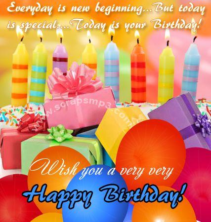 Greetingsorkut Happy Birthday Scrapsfacebook Ecards Images