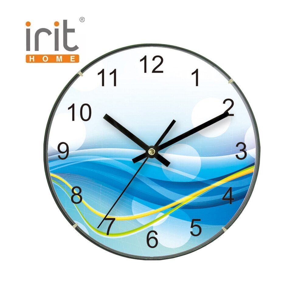 Special Offer Wall Clock Irit Ir 630 Time Home Decor Home Decorations Home Appliances Click The Pic For Det In 2020 Smart Home Appliances Home Appliances Wall Clock