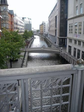 The River Arhus Danmark Billeder