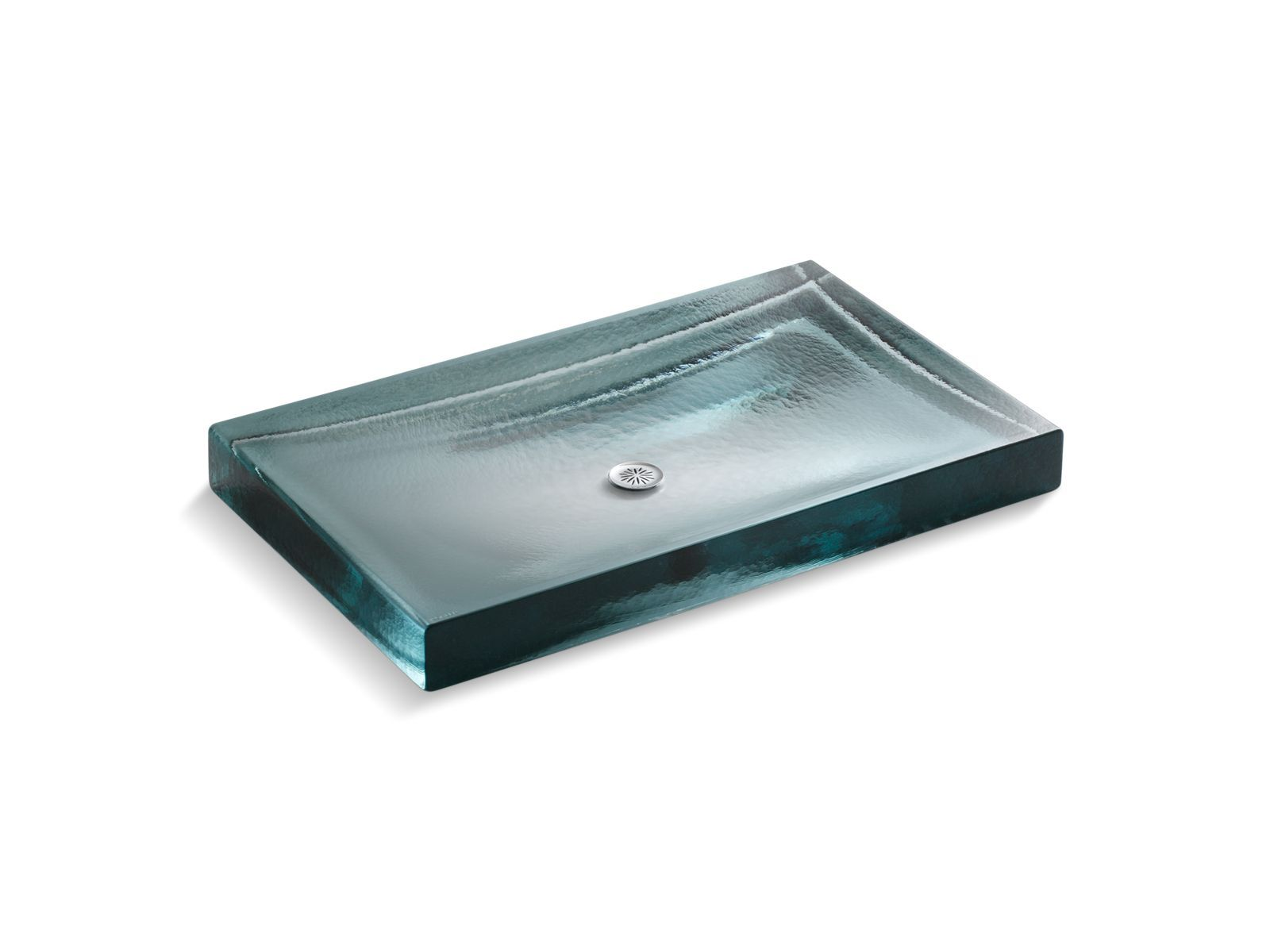 K 2369 Antilia Wading Pool Glass Sink Kohler Glass