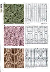 """Photo of Foto vom Album """"260 Knitting Pattern Book von Hitomi Shida 2016"""" auf Yandex.Disk"""