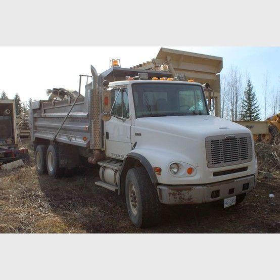 Freightliner dump truck supplier worldwide - Used 1999