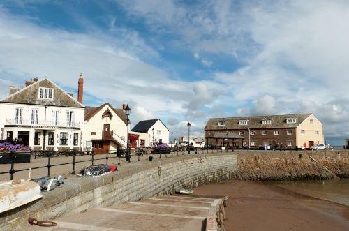 The harbour. Minehead.