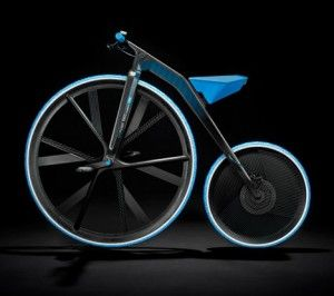 Concept 1865 electric bike by Ding3000