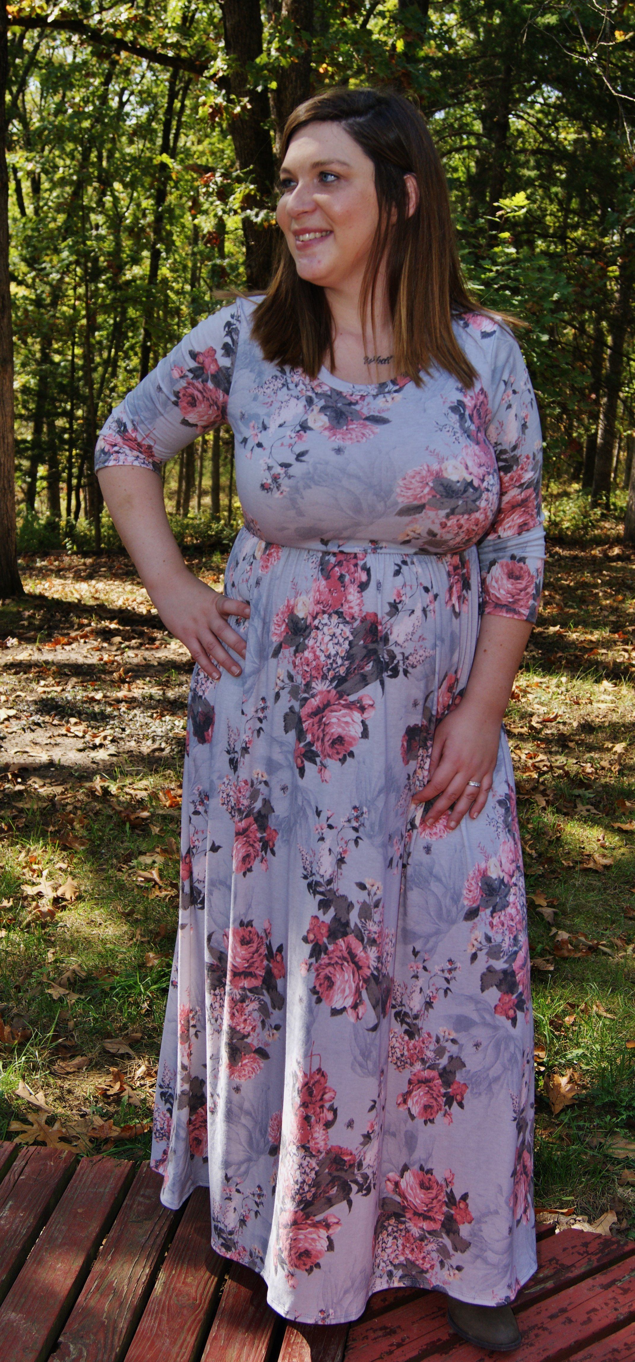 Flower Me With Love Maxi Dress | My Style | Pinterest
