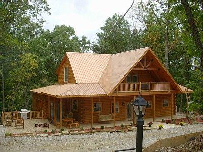 Nashville Cabin Rental: Total Luxury Log Cabin,5 Bedroom, Hot Tub, Fire