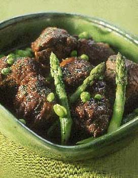 Tajine aux légumes verts de printemps pour 4 personnes - Recettes Elle à Table