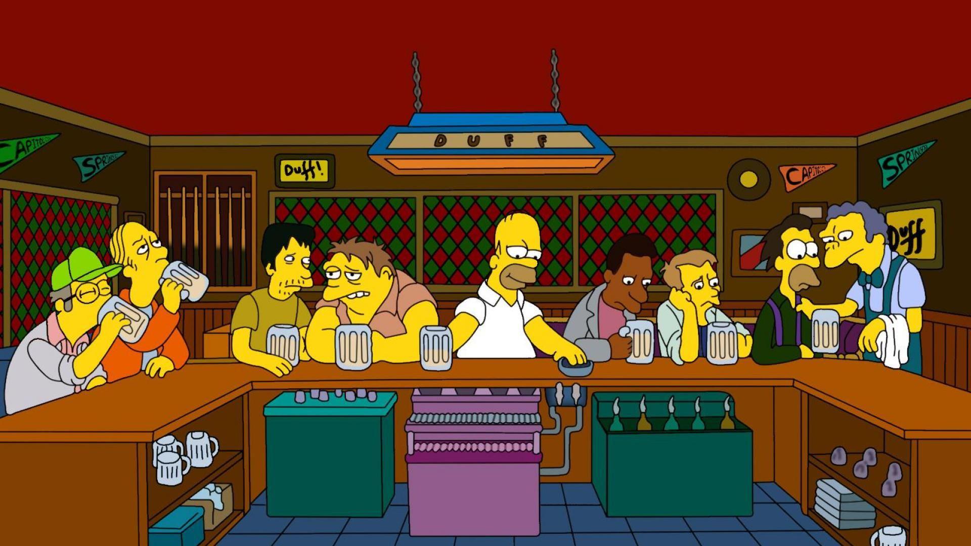 Simpsons Com Imagens Arte Simpsons Os Simpsons Wallpaper De