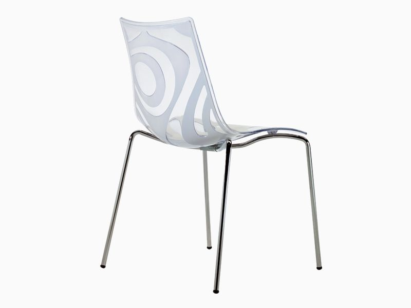 WAVE Chair Design design and Steel