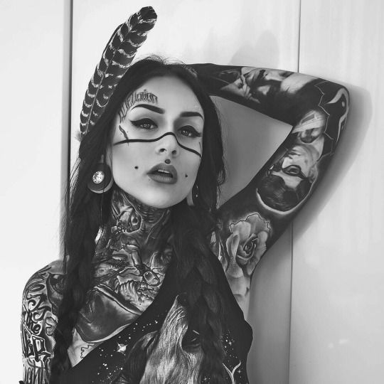 Pin on Tattooed Muses