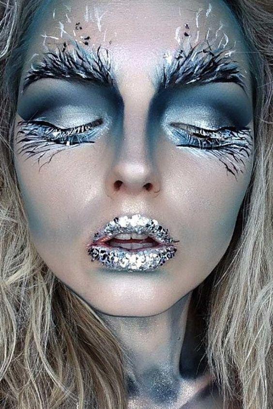 6 Halloween Makeup Ideas We're Stealing From Pinterest