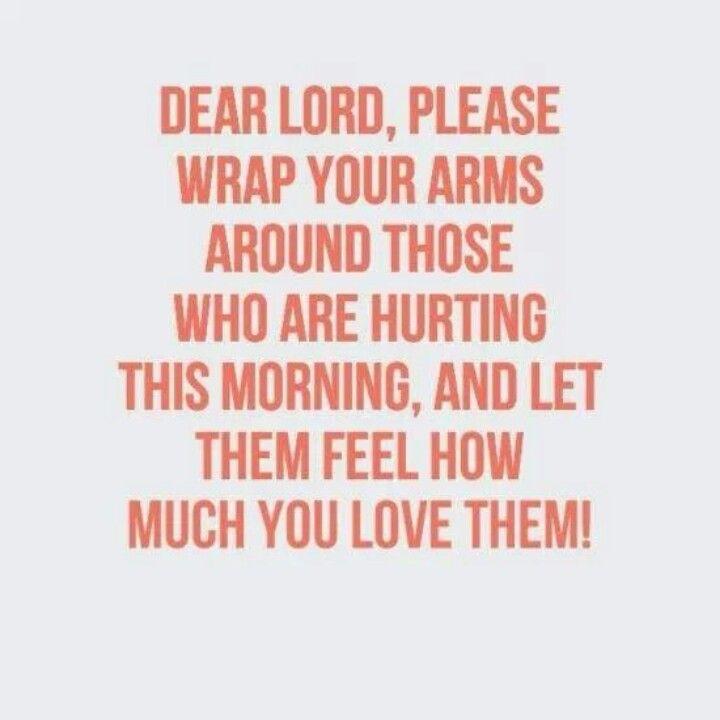 Dear Lord,...