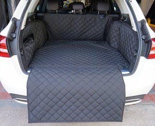 Mercedes C Class Estate 2014 Present Quilted Waterproof Boot
