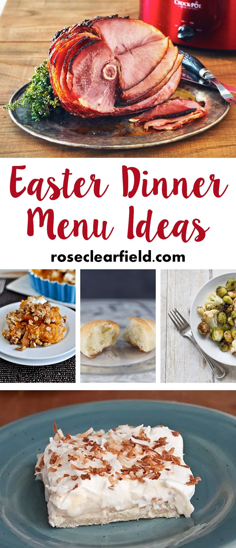 Photo of Easter Dinner Menu Ideas
