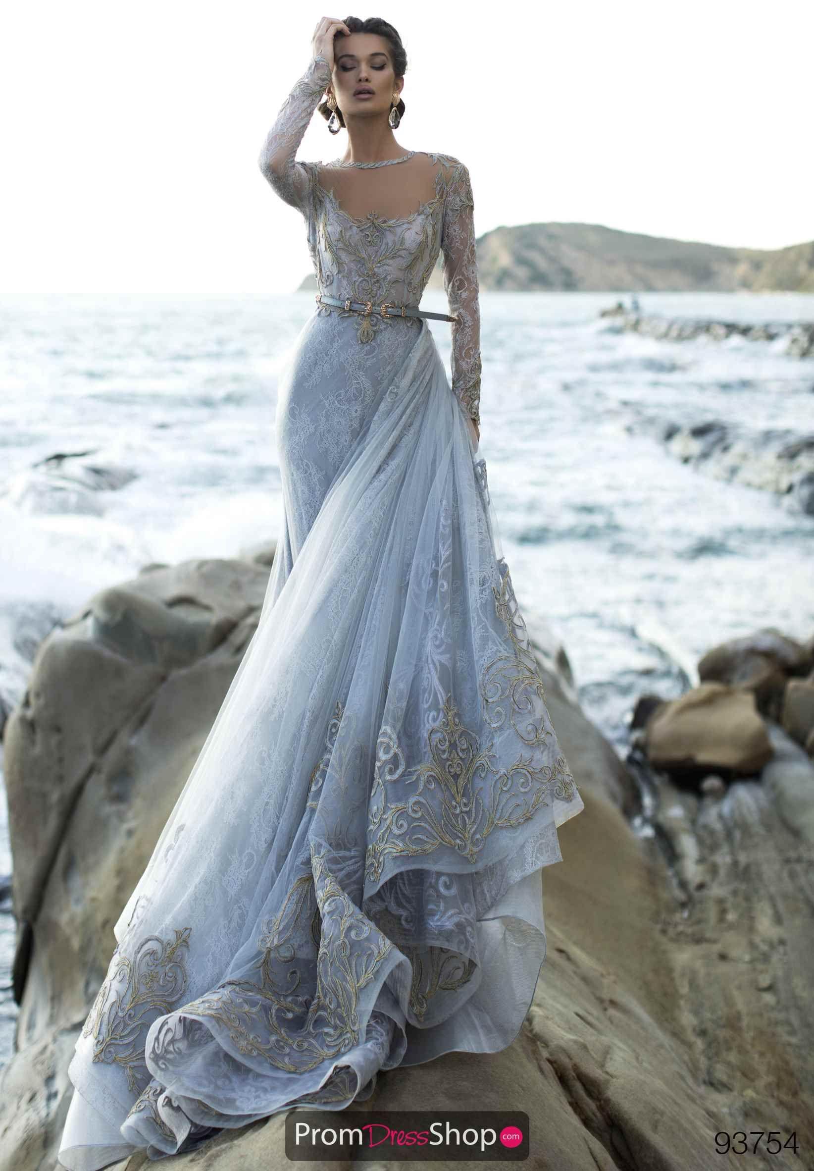 Tarik Ediz Dress 93754 | PromDressShop.com 1