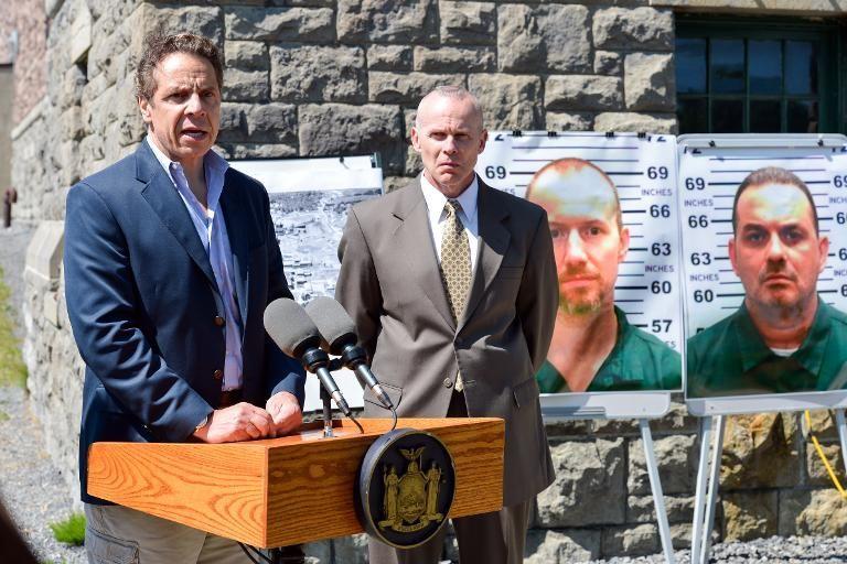 Chasse à l'homme dans l'Etat de New York après l'évasion de deux détenus