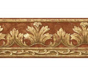 images victorian gold acanthus leaf wallpaper wall borders