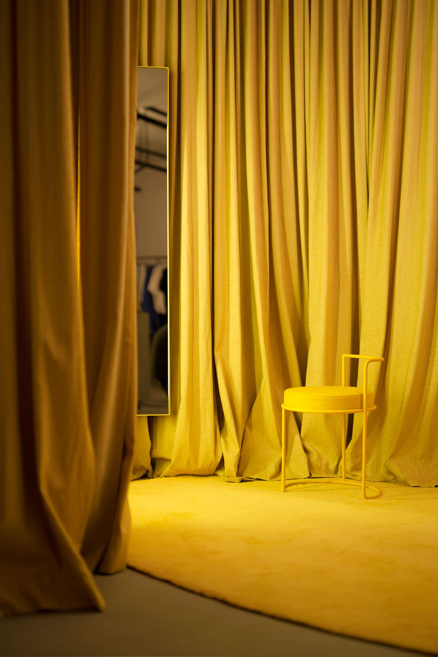 Garderoba On Behance Store Design Interior Loft Design Shop Interiors