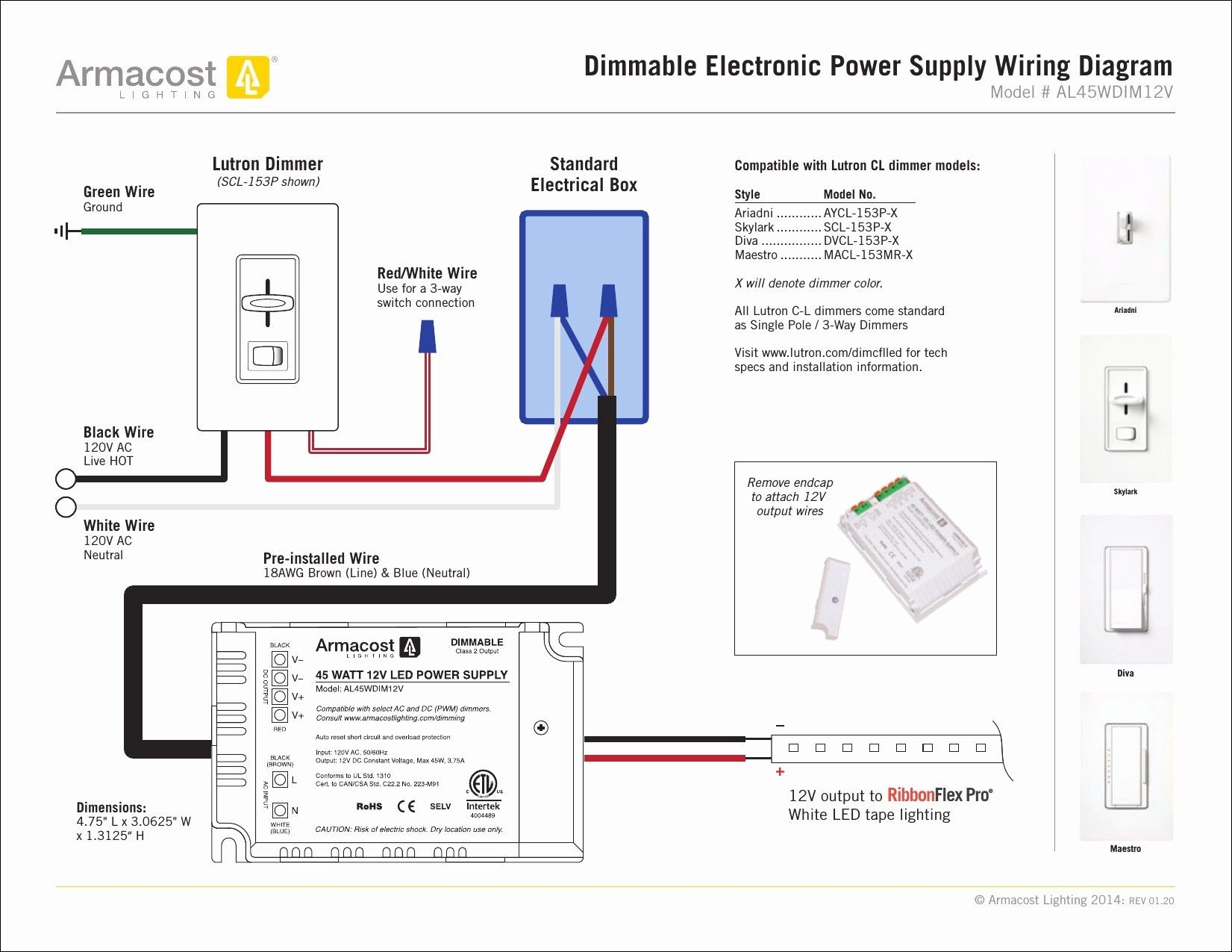 Single Pole Dimmer Switch Wiring Diagram Uk Diagram Diagramtemplate Diagramsample