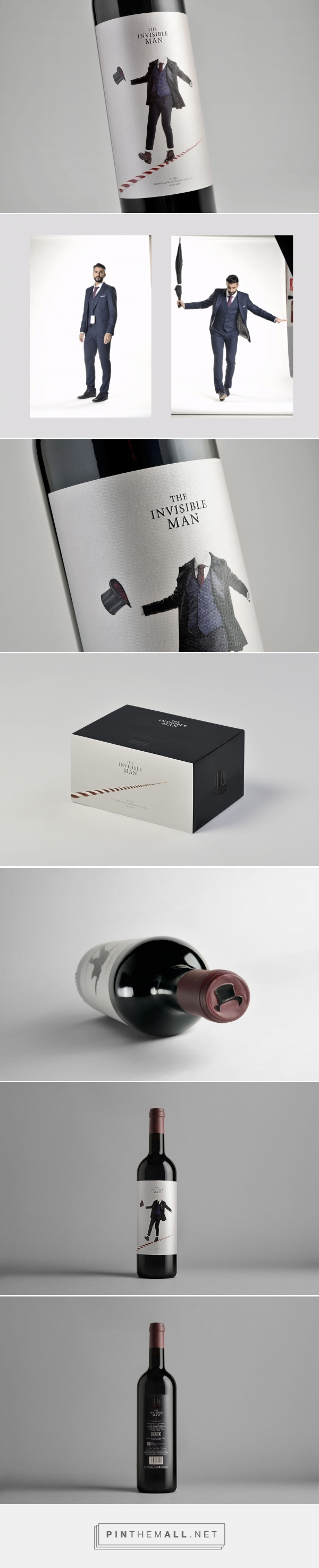 The Invisible Man 2014 - Packaging of the World - Creative Package Design…